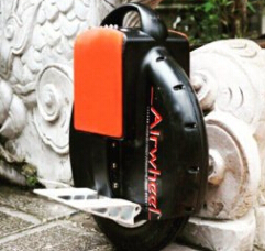 The New Zealand Stylish Man Account for what a Fashionable Life and Brand New Experience Airwheel Unicycle offers