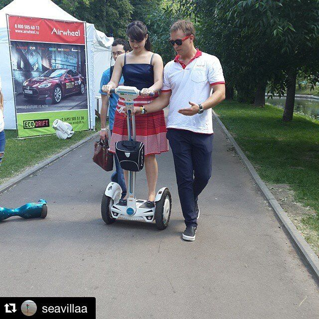 Say Goodbye to Congestion- Join the Team of Airwheel Electric Scooter Riders