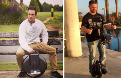 Airwheel self-balancing scooter is such a kind of transport product that enables people to feel the pleasures in life and think about the meaning of life.