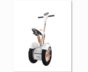 It was so appealing that all the scooter fans would love to have a ride right away. Intelligent scooter A3 was destined to make a splash in the whole sector.
