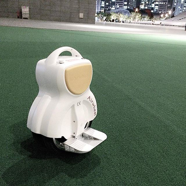 Airwheel Q1, scooter nautico