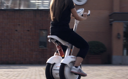 This Is Covenant Spirit—The Airwheel A3 Sitting-posture Scooter Deserving the Name of User-oriented Product
