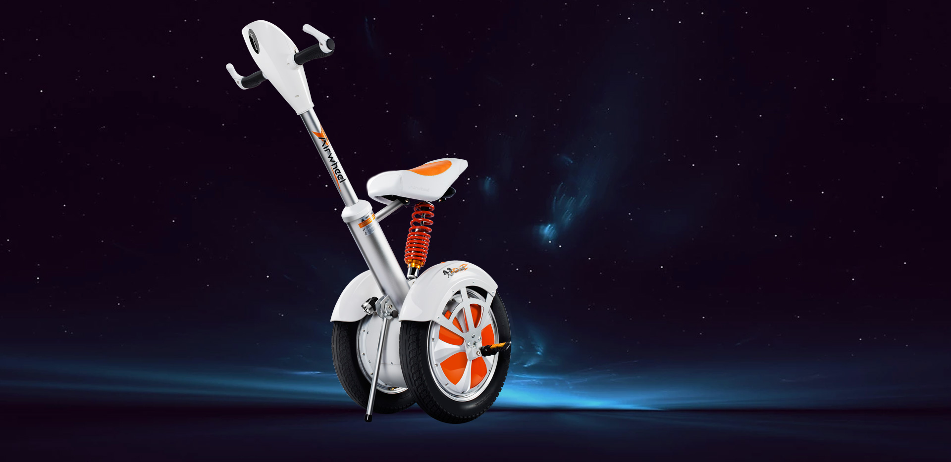 Airwheel Self-balancing Electric Scooter A3, an era of new concept scooter
