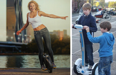 Pioneering Airwheel Electric Self-balancing Scooter S3