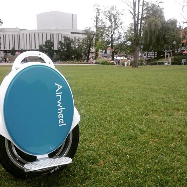 Airwheel Q5, razor scooter electric