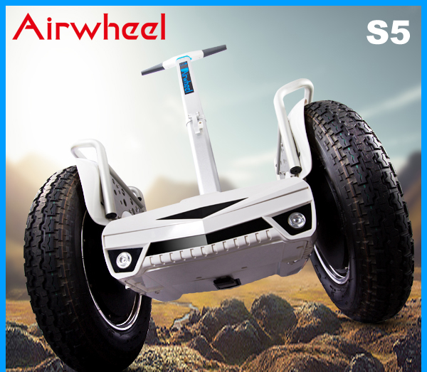 Airwheel S5, 2 wheel self-balancing scooter