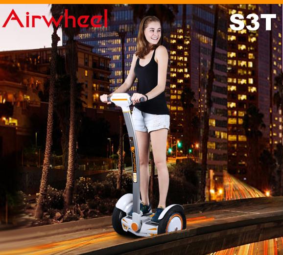 Airwheel S3T, moyen de locomotion electrique