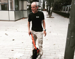 Go Out Like This in Fall, Airwheel Self-balancing Scooter Is Your Best Choice
