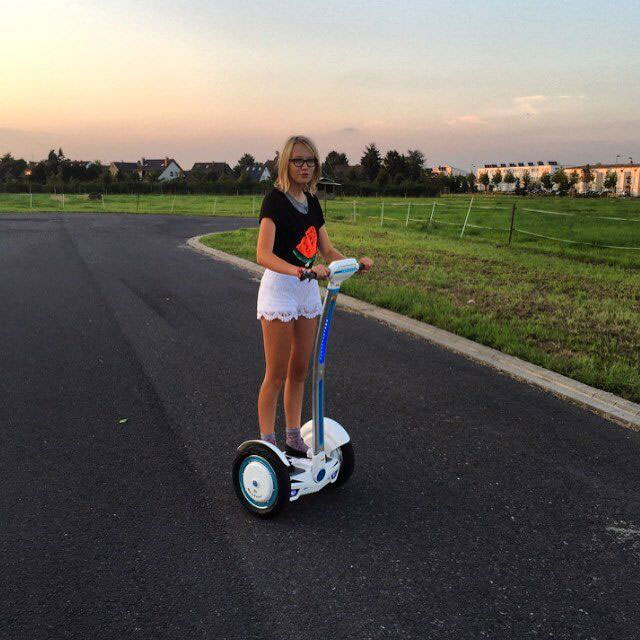 Airwheel S3 scooter auto-équilibrage