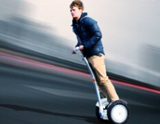 Have a Cool Summer with Airwheel Self-Balancing two-wheel scooters