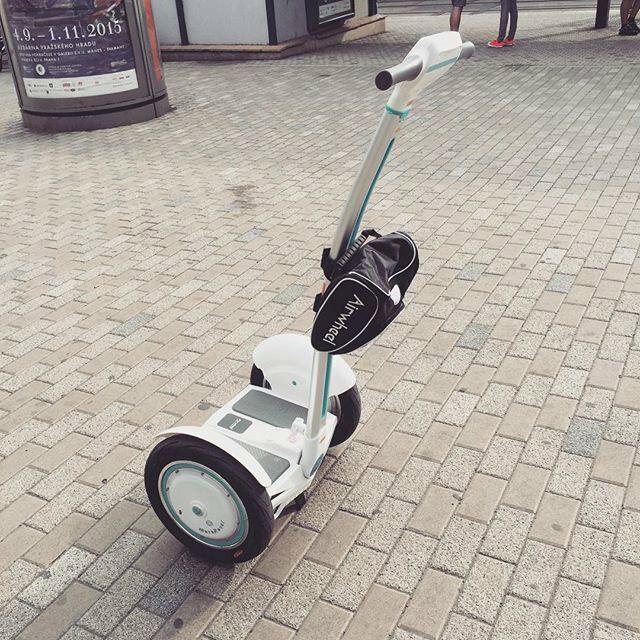 Airwheel S3, rueda electrica