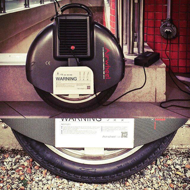 Airwheel X8,  سكوتر التوازن الذاتي