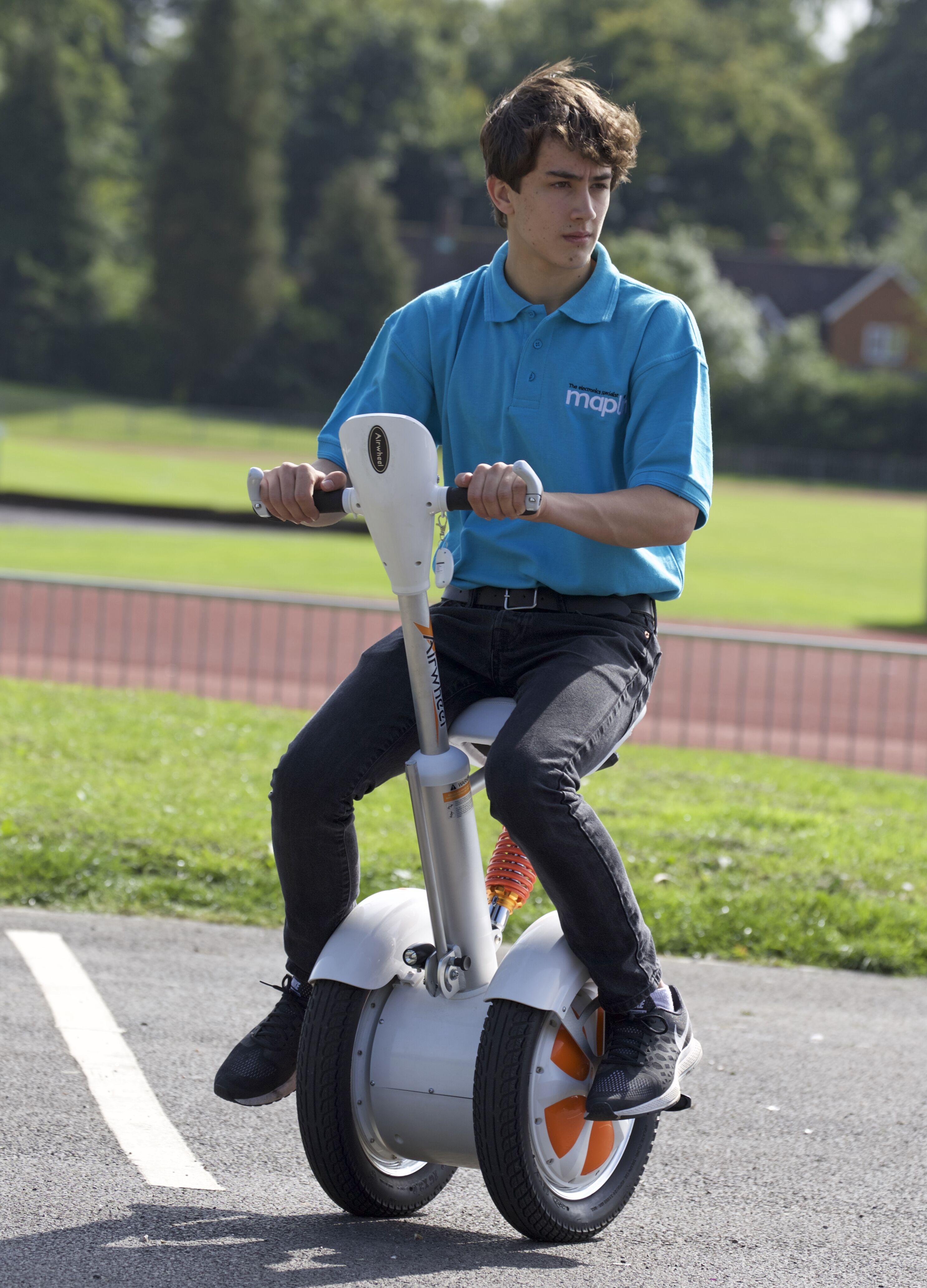 Airwheel A3, scooter 2 ruedas eléctrico