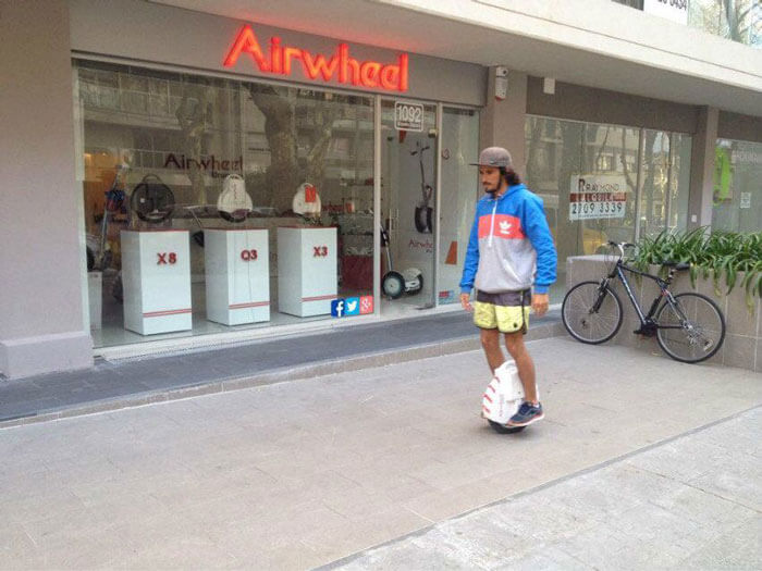 Airwheel X8
