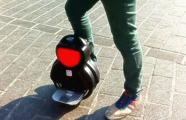 skateboard,Airwheel Q1,2 wheel balance scooter