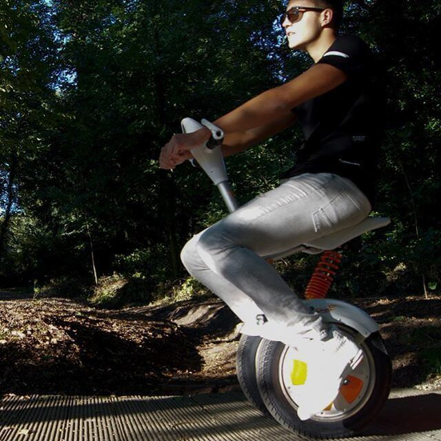 Airwheel A3, personal transporter electric scooter