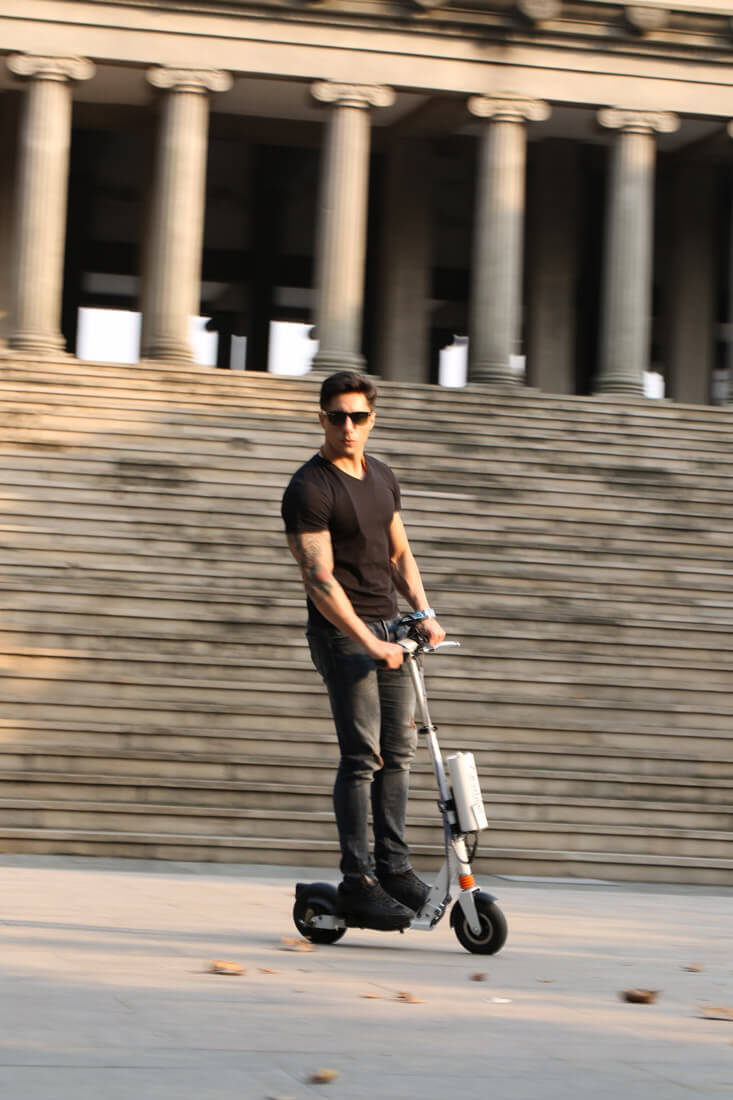 Z3 comprar scooter elétrico