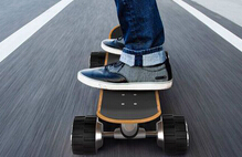 The introduction of the electric skateboard M3 gives every person who cares about fashion a reason to get exited.
