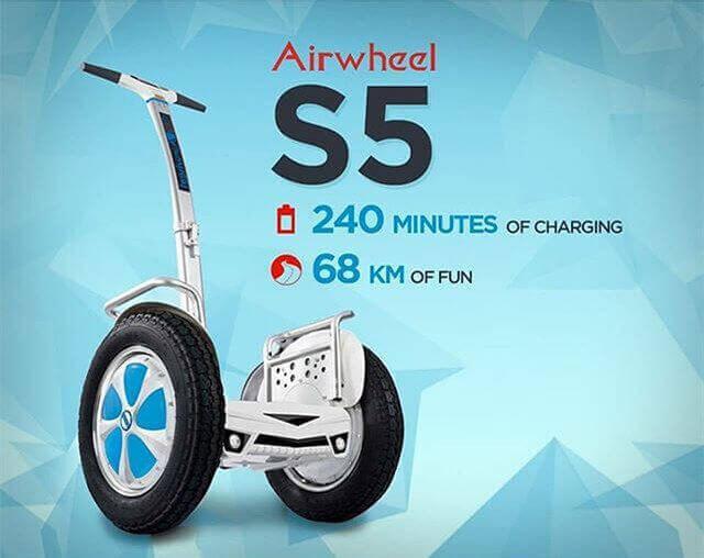 S5 электрический скутер