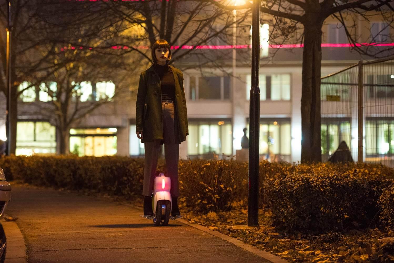 Q6 одно колесо электрический одноколесном велосипеде