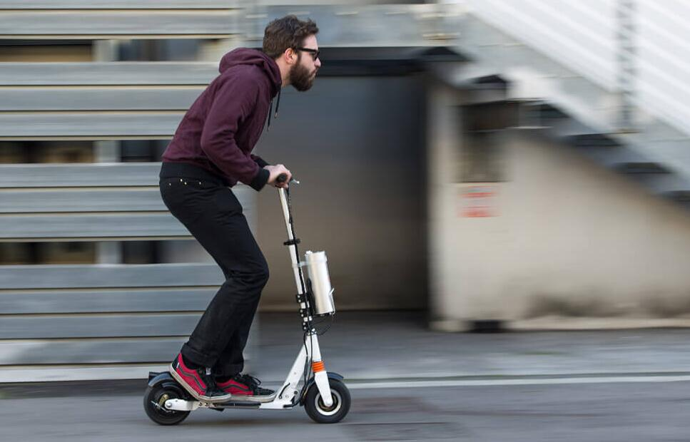 El tradicional no se compara con Airwheel Z3.