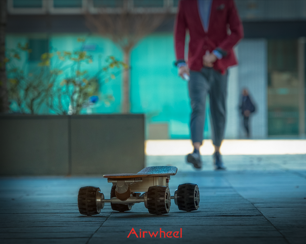 Airwheel M3 skateboards