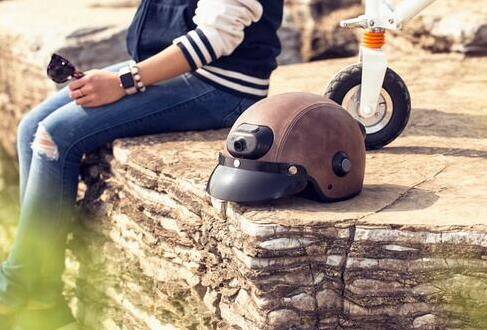 Airwheel C6 casco de motocicleta