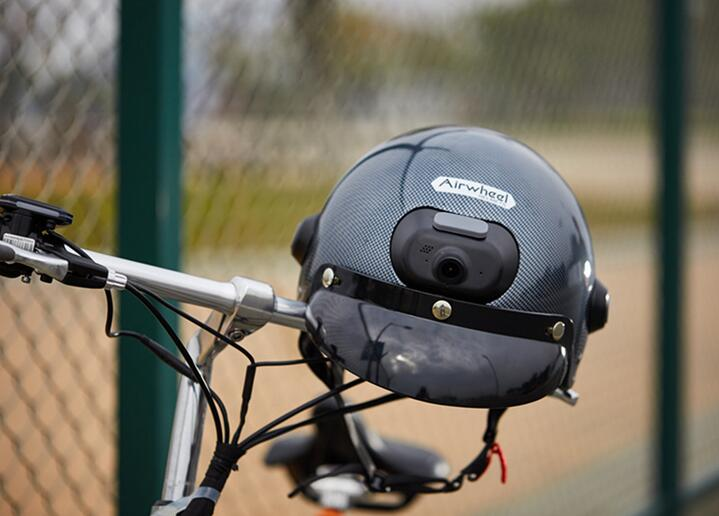 Airwheel C6 smart motorcycle helmet