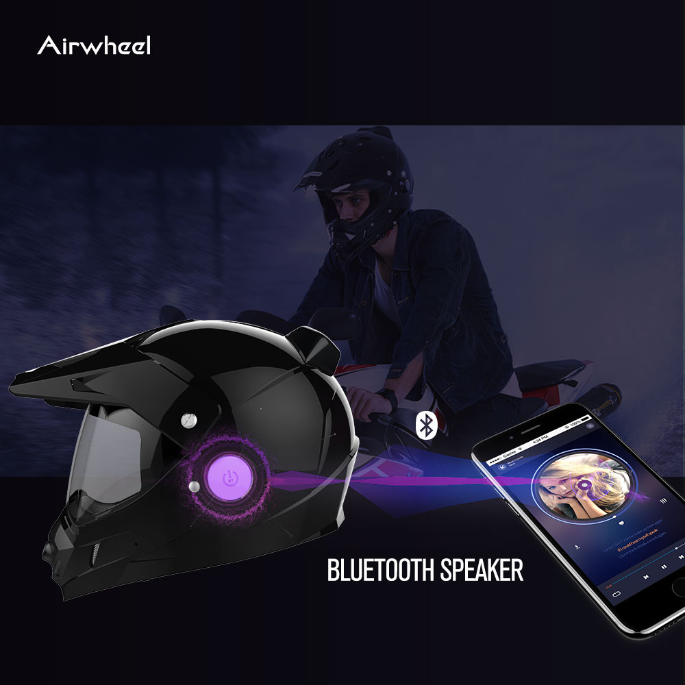 Airwheel C8 helmet camera