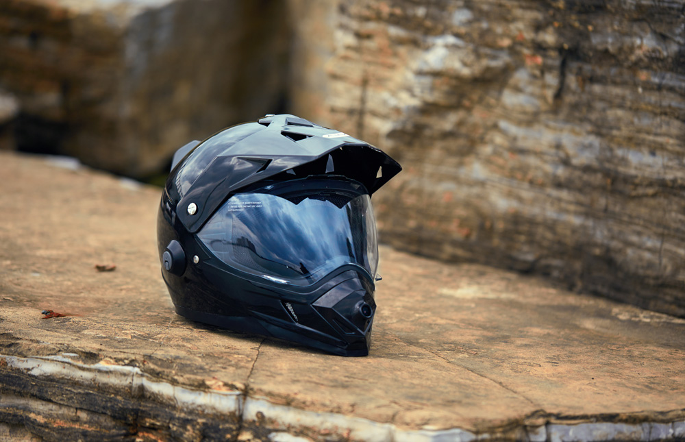 Airwheel C8 helmet heads up display