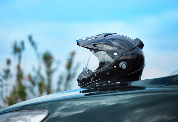 Airwheel C8 intelligent motorcycle helmet