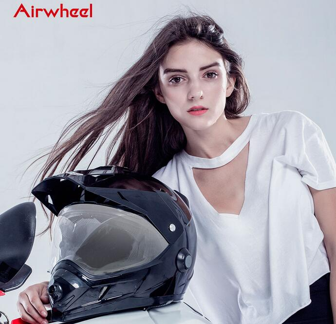 Airwheel C8 smart motorcycle helmet