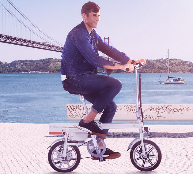 Airwheel E3 folding bike