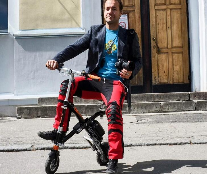 Airwheel E6.