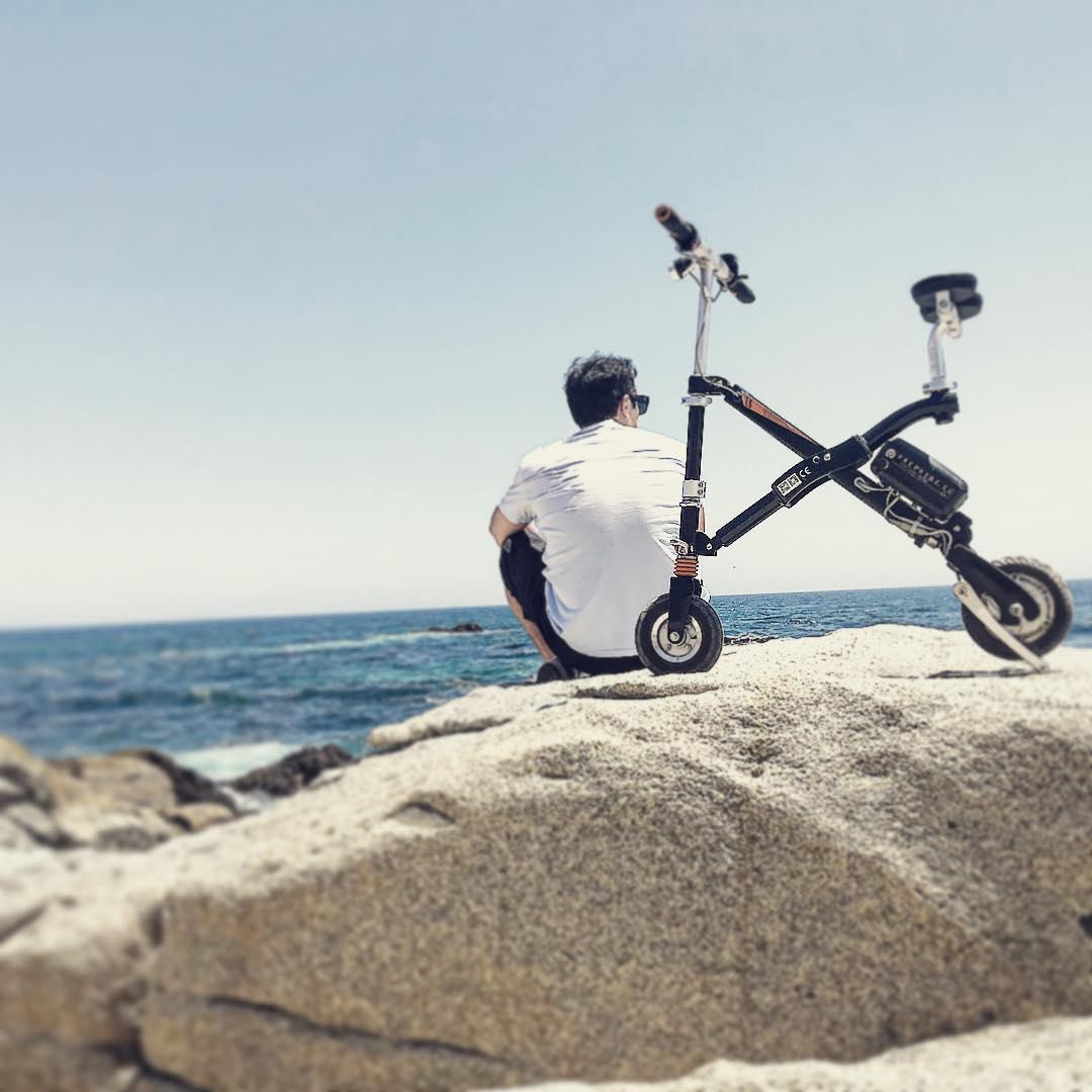 bicicleta eléctrica Airwheel E6