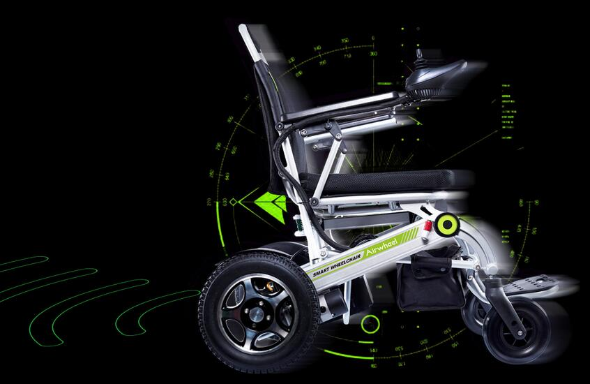 Airwheel H3 Electric Wheelchair