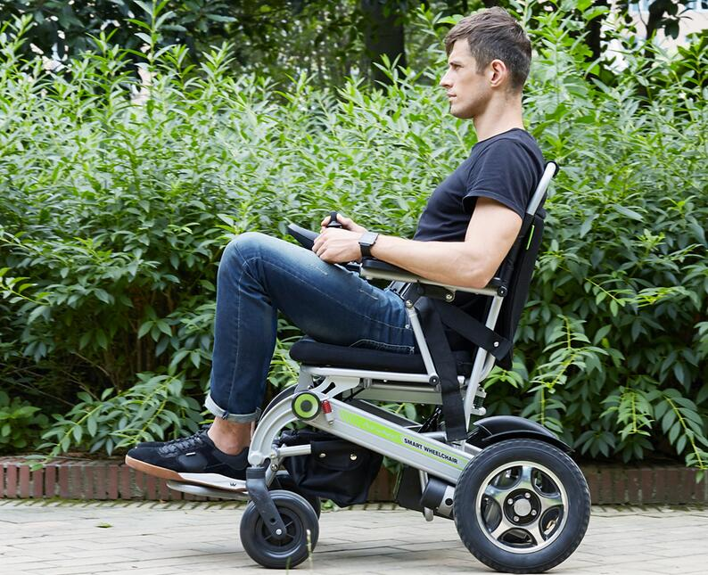 Airwheel H3 folding electric wheelchair
