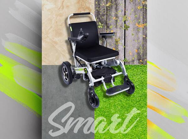 Airwheel H3 folding wheelchairs