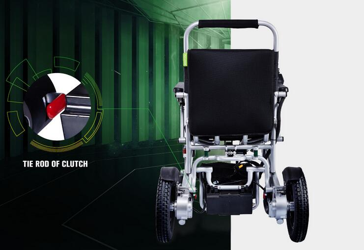 Airwheel H3 intelligent wheelchair