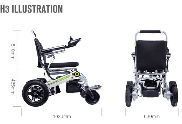 Airwheel H3 wheel chair