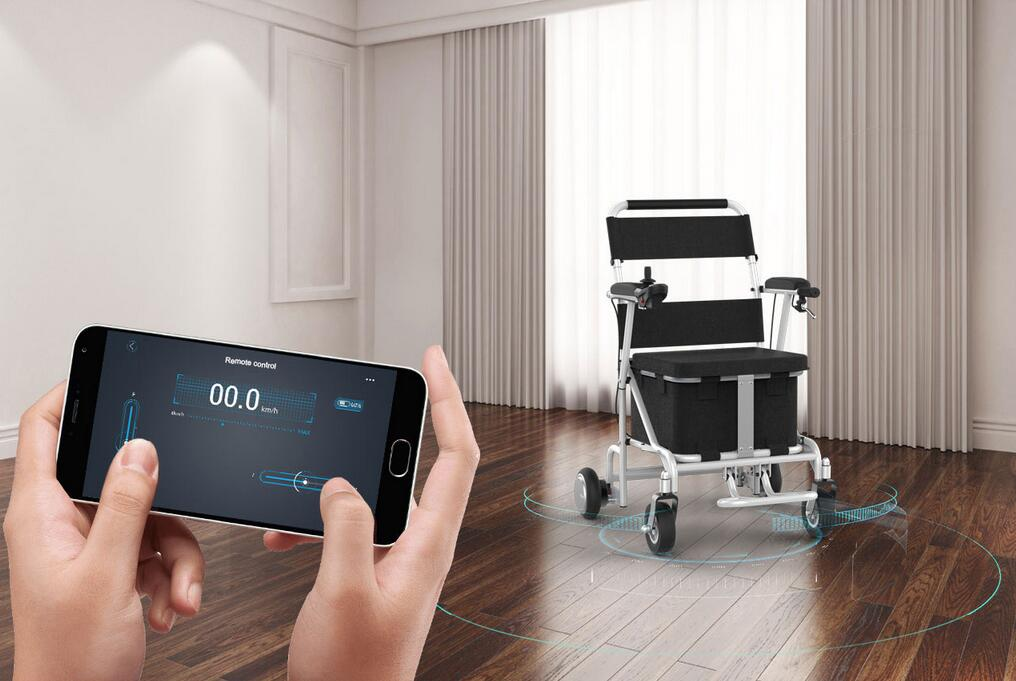 Airwheel H8 Smart Wheelchair