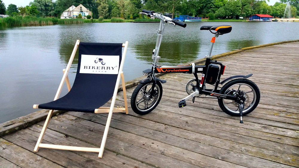 Airwheel R5 bicicleta eléctrica