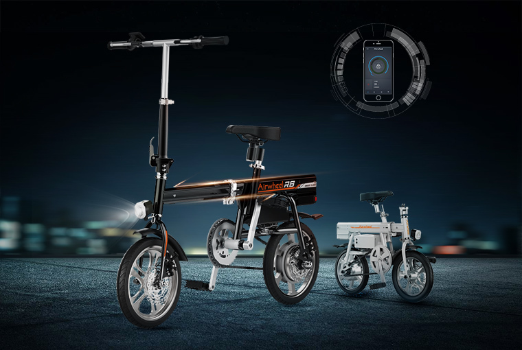 Airwheel R6 Portable electric bicycles