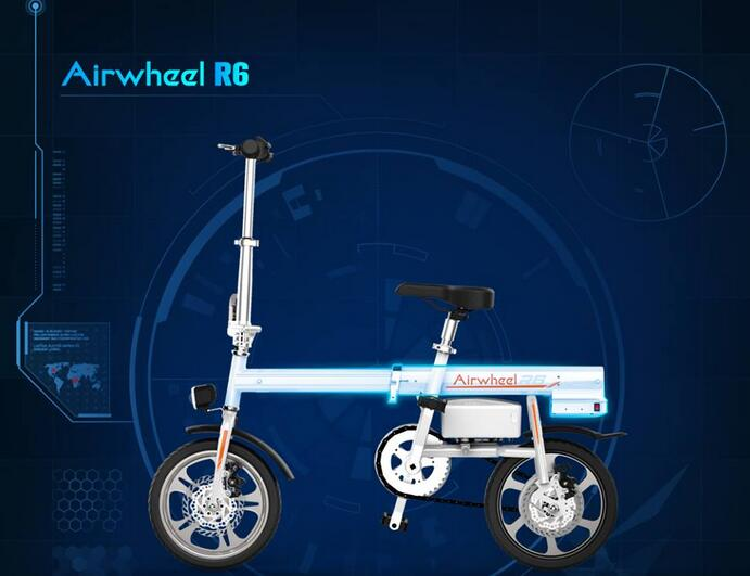 Airwheel R6 bicicleta