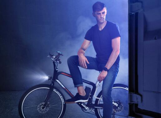 Airwheel R8 электровелосипед