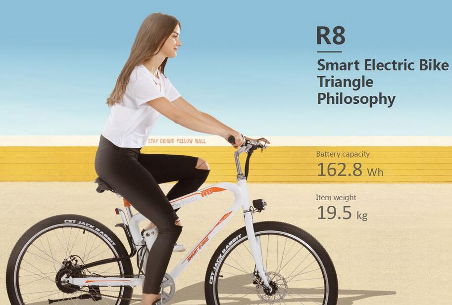 Airwheel R8 Electric Mountain Bike