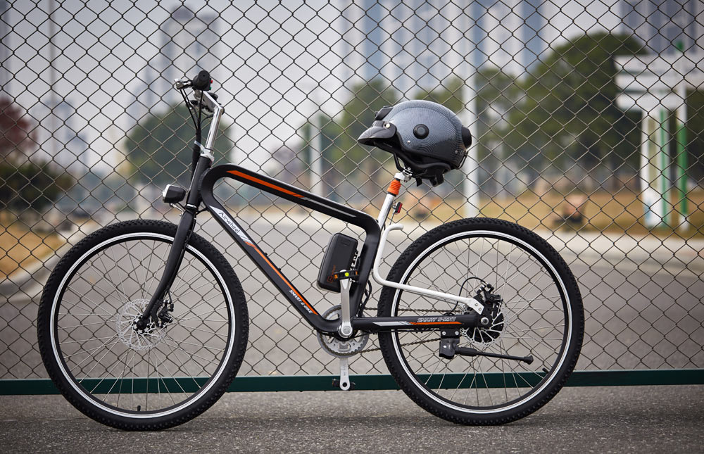 buy Airwheel R8 electric bike