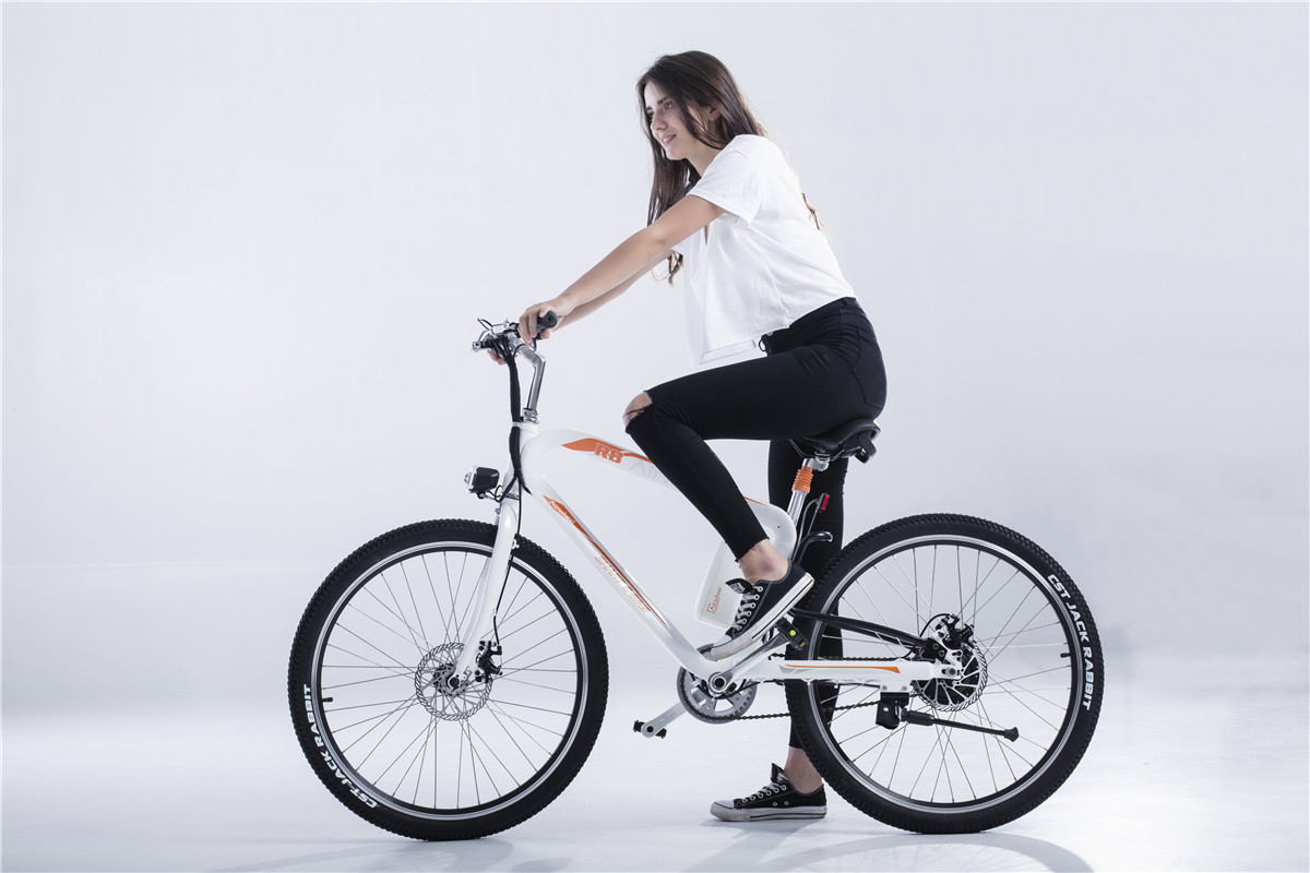 Airwheel R8 electric bike reviews 2017