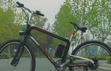 Airwheel R8 hybrid bike