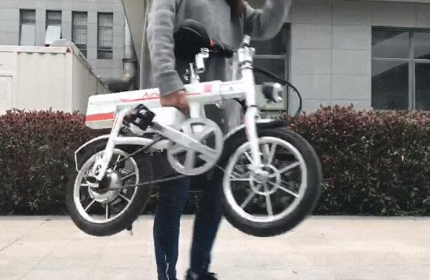 Airwheel R8 mountain bicycle
